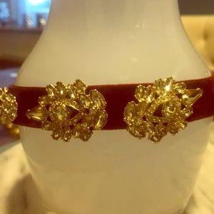 Jewelry - Velvet Choker